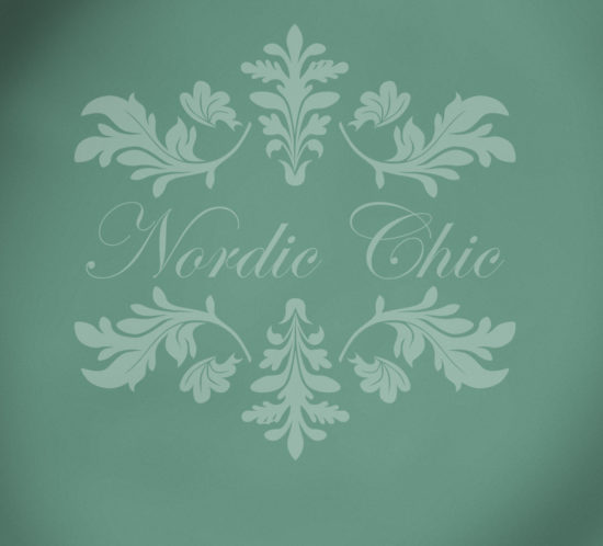 Nordic Chic® Kalkmaling Azur