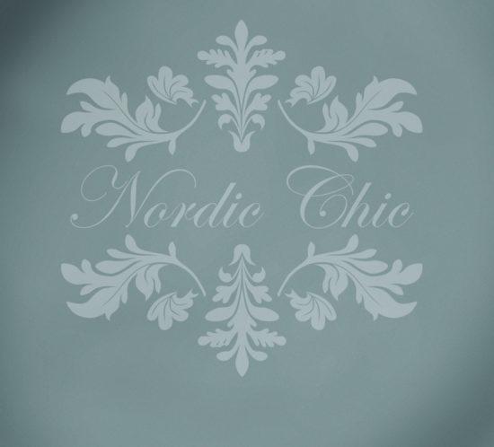 Nordic Chic® Kalkmaling Baby Blue