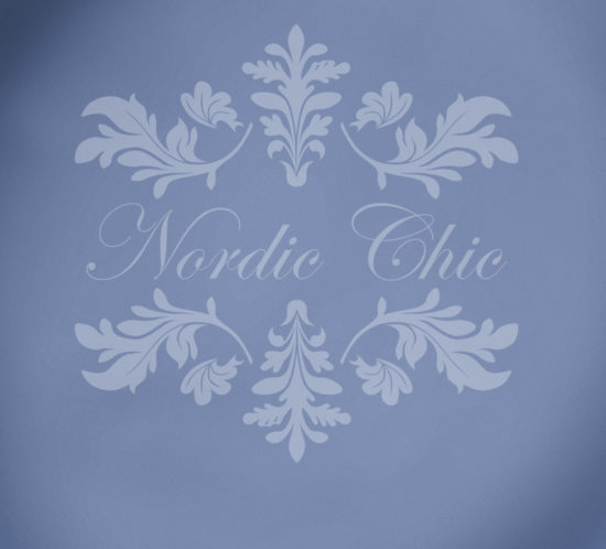 Nordic Chic® Kalkmaling Blue Jeans