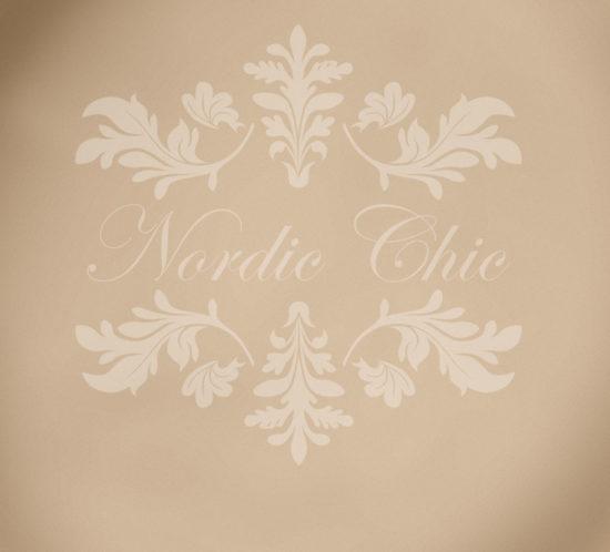Nordic Chic® Kalkmaling Cafe-au-Lait