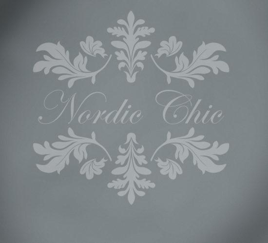 Nordic Chic® Kalkmaling Concrete Jungle