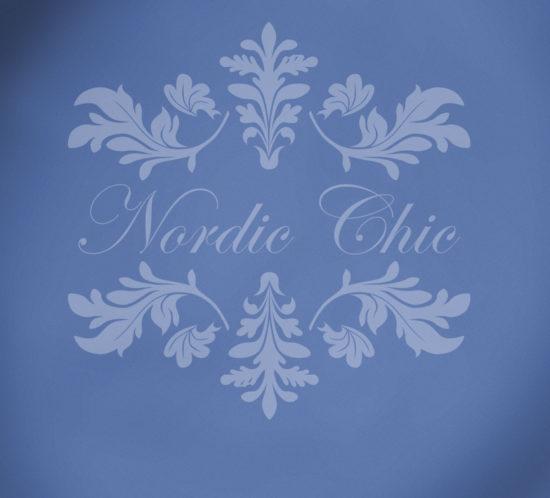 Nordic Chic® Kalkmaling Deep-blue