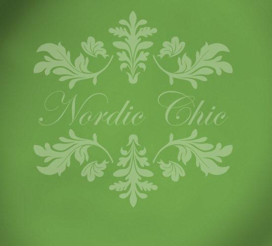Nordic Chic® Kalkmaling Emerald Queen
