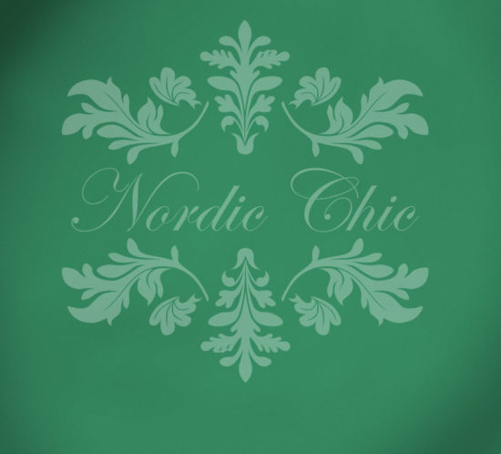 Nordic Chic® Kalkmaling Forrest
