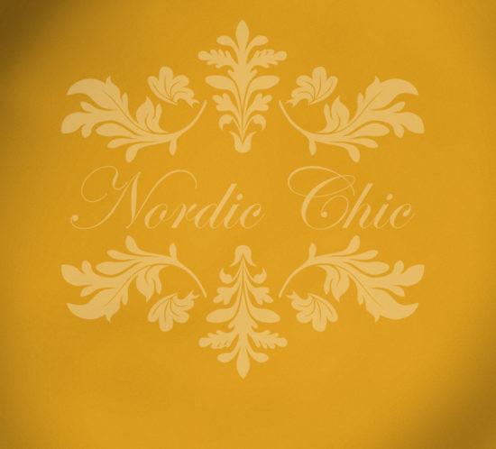 Nordic Chic® Kalkmaling French Mustard
