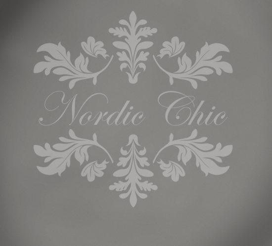 Nordic Chic® Kalkmaling Grey