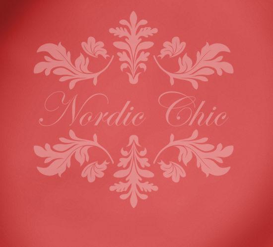 Nordic Chic® Kalkmaling Hot Lips