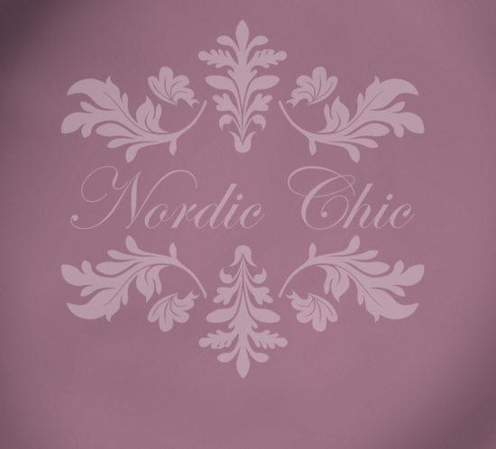 Nordic Chic® Kalkmaling Mamma Rosa