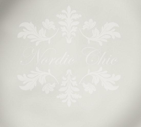 Nordic Chic® Kalkmaling Nordic Chic hvit