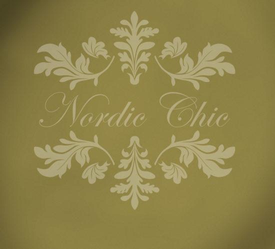 Nordic Chic® Kalkmaling Olive