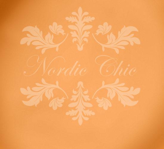 Nordic Chic® Kalkmaling Orange Passion