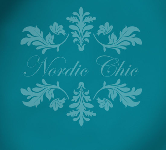 Nordic Chic® Kalkmaling Pacific Ocean