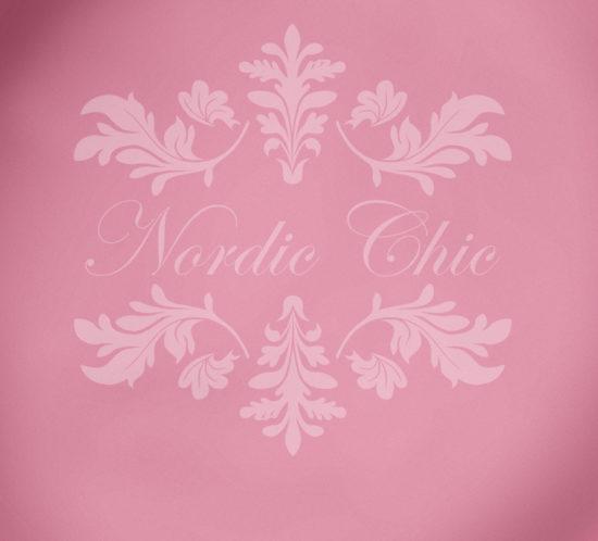 Nordic Chic® Kalkmaling Pink Icing