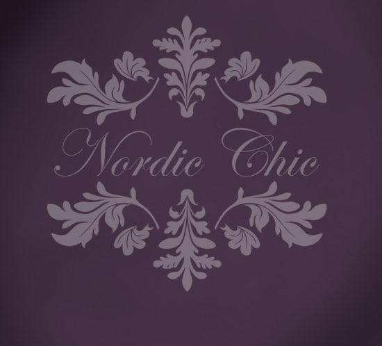 Nordic Chic® Kalkmaling Purple Rain