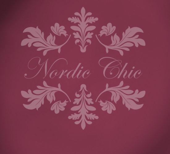 Nordic Chic® Kalkmaling Ruby Wine