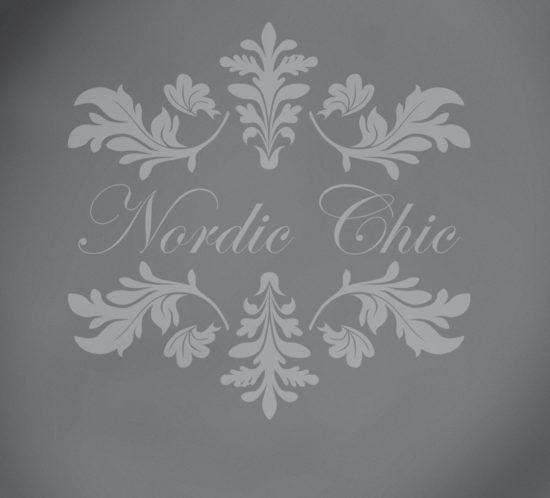 Nordic Chic® Kalkmaling Stormy Grey