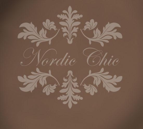 Nordic Chic® Kalkmaling Taupe
